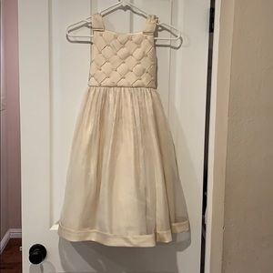 Girls party or holiday dress